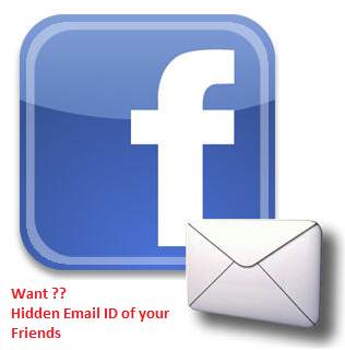Find out,Hidden,Email ID,your Friends