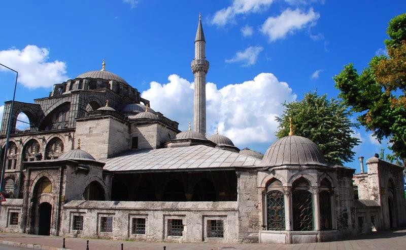 Turki, Masjid Ottoman Abad Ke-16 Dibuka Kembali Tahun Depan