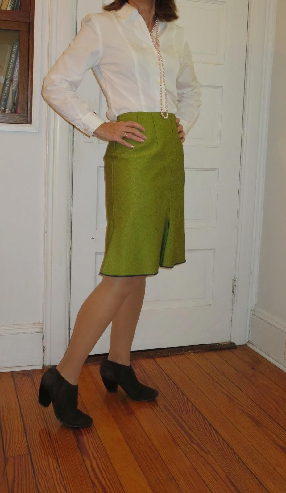 skirts for women over 50