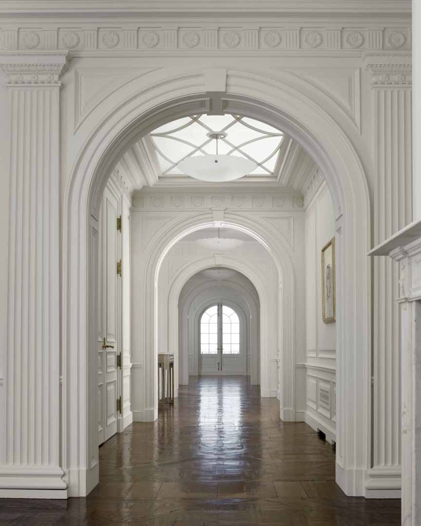 Classic Entrance Halls 10 Best: The Style Saloniste: The Definitive New Architecture Book