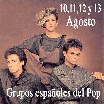 Presentamos cuatro grupos del pop español