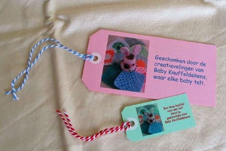 Baby Knuffeldekens (klik op de foto!!!)