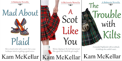 {Giveaway} The Balmorie Novellas Series by Kam McKellar