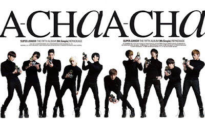 A-Cha Super Junior