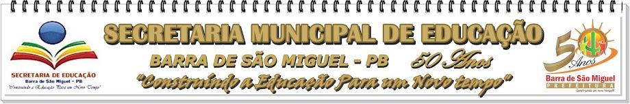 Secretaria de Educação de Barra de São Miguel
