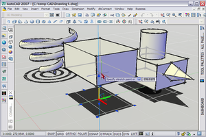 AutoCAD 2008-Screenshot-2