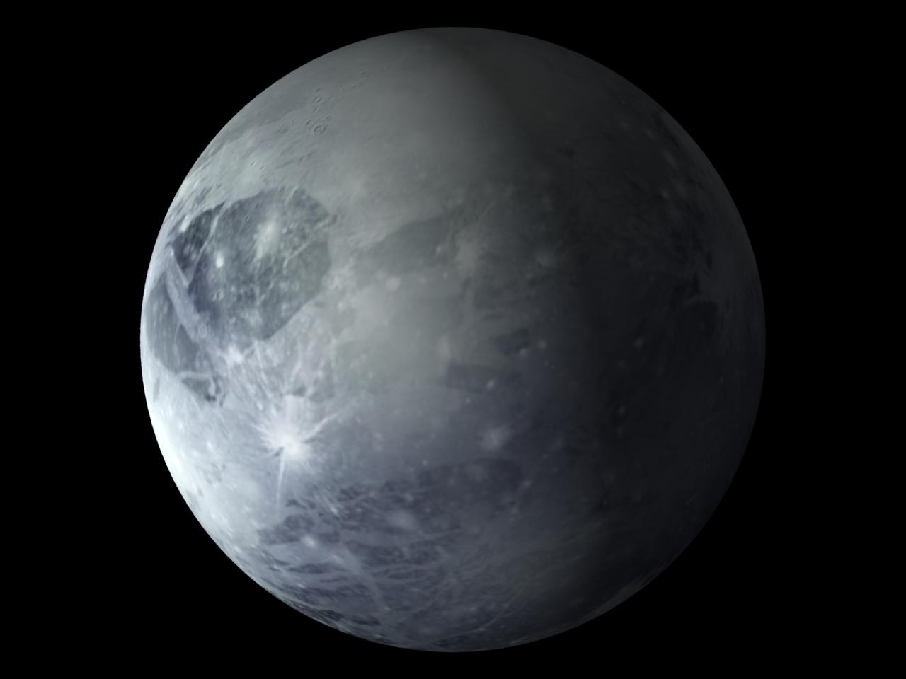 detailed pictures of pluto planet - photo #5