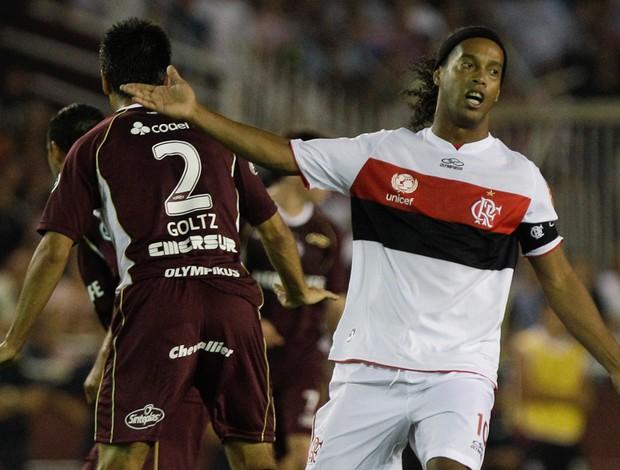 Libertadores 2012 : Lanús 1 x 1 Flamengo