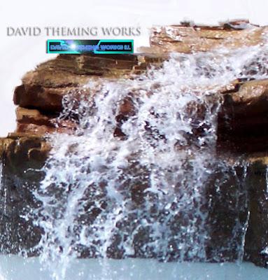 Cascadas artificiales tematizacion creativa for Cascadas de piedra artificial para piscinas