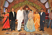 Dil Raju Daughter Hanshitha Wedding reception-thumbnail-14