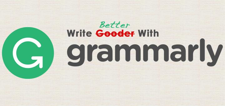 Grammarly!
