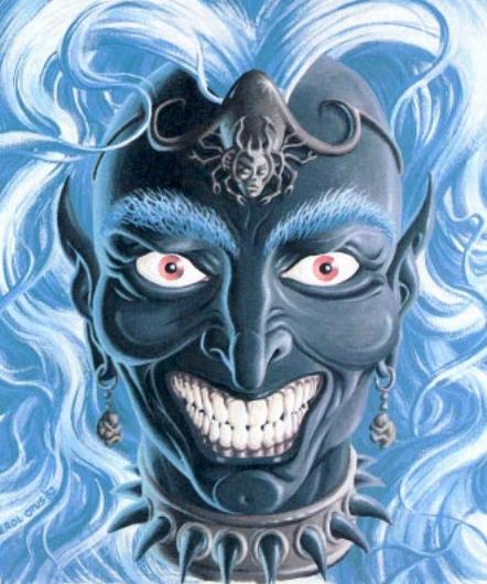 Drow Priestess Spells a Drow Priestess of Lolth