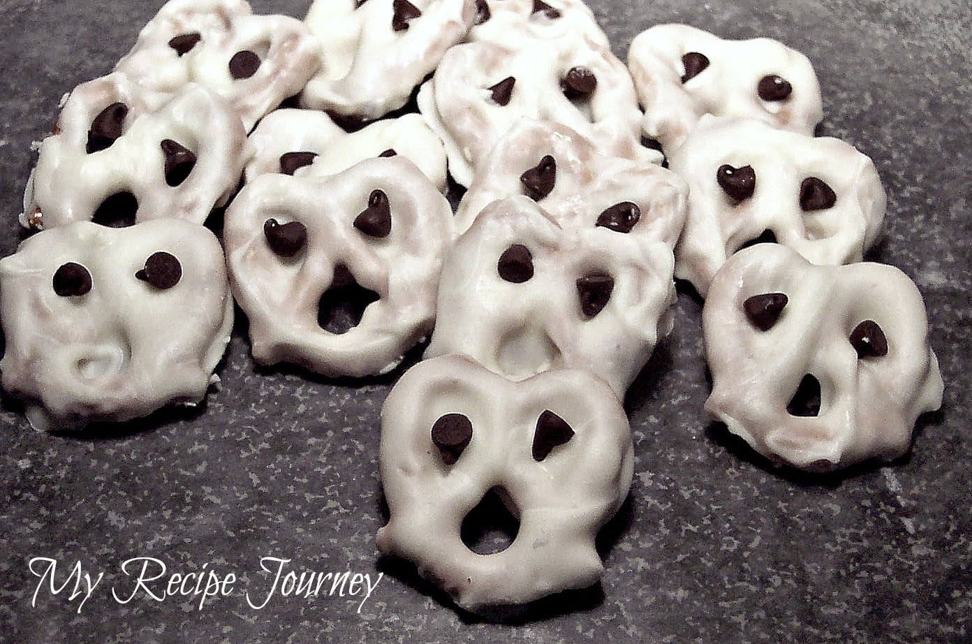 Pretzel Ghosts!