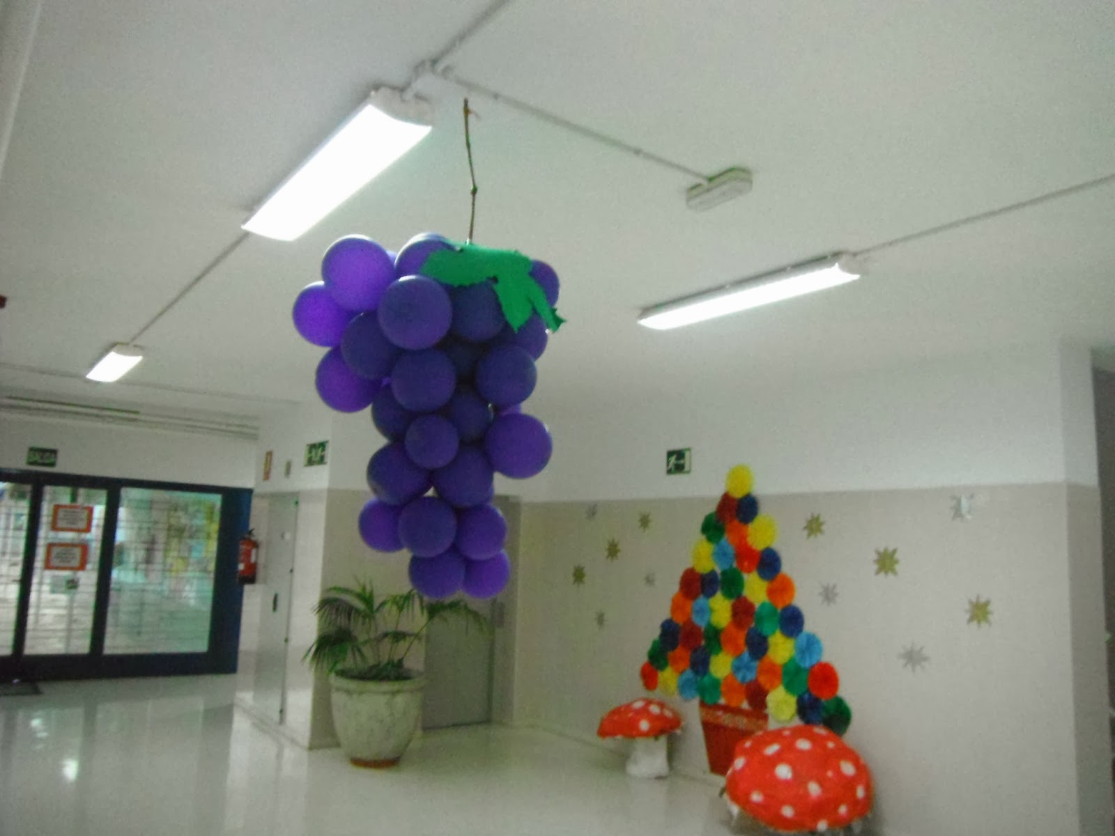 Infantil del ceip manuel de falla de peligros - Decoracion navidena infantil ...