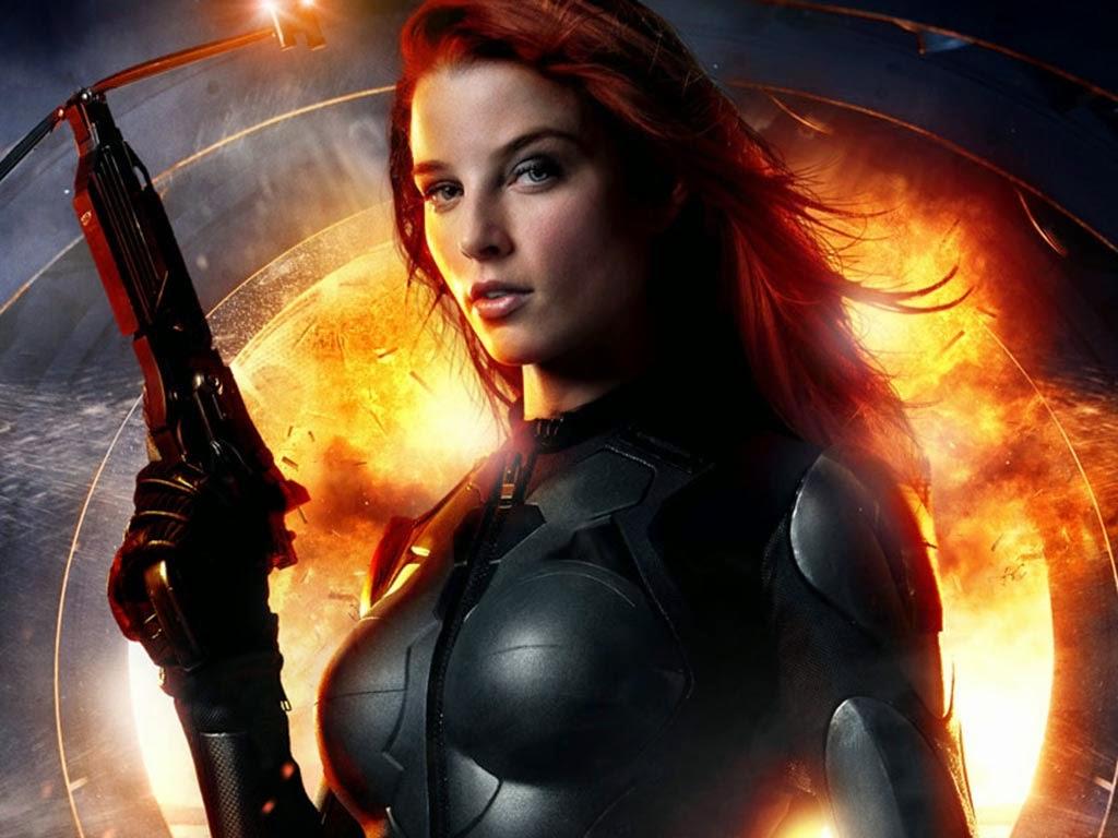 Scarlett and Ripcord in GI Joe The Rise of Cobra  YouTube