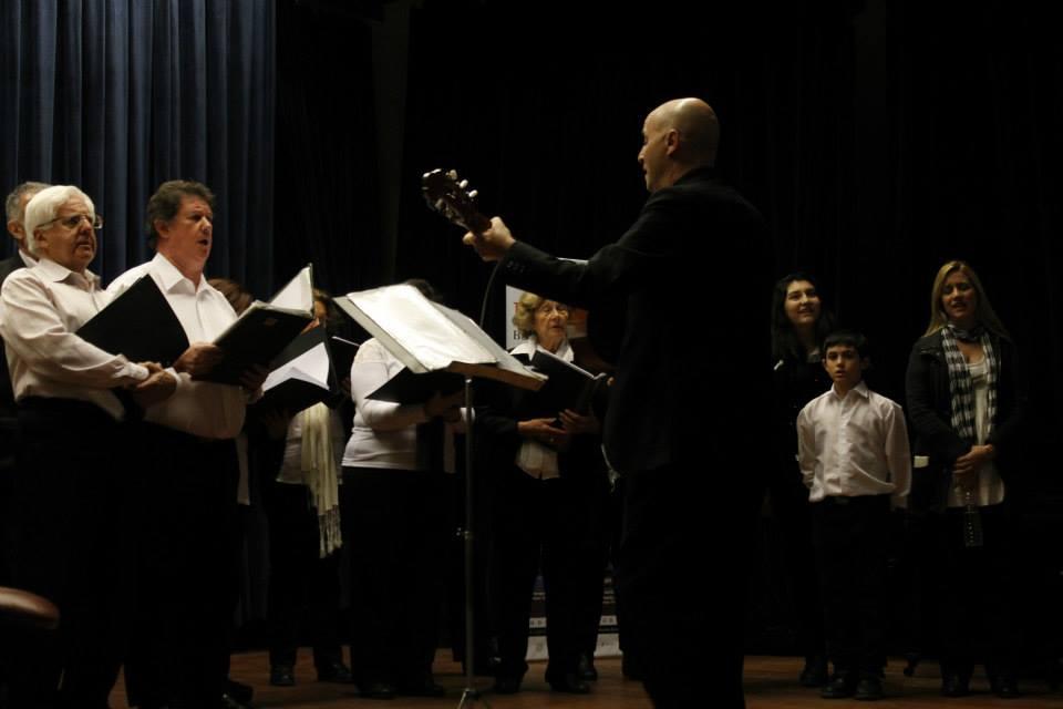 """""""Coro de la Innovación"""" en Festival Internacional de Coros"""