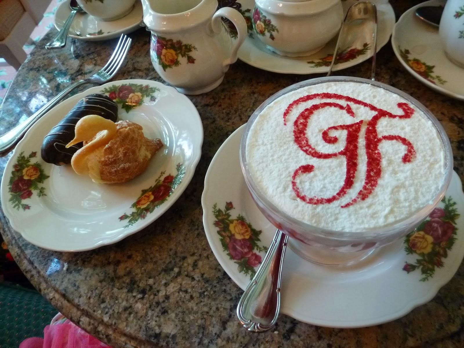 High Tea Tips : Disney dining high tea afternoon tea at grand floridian s