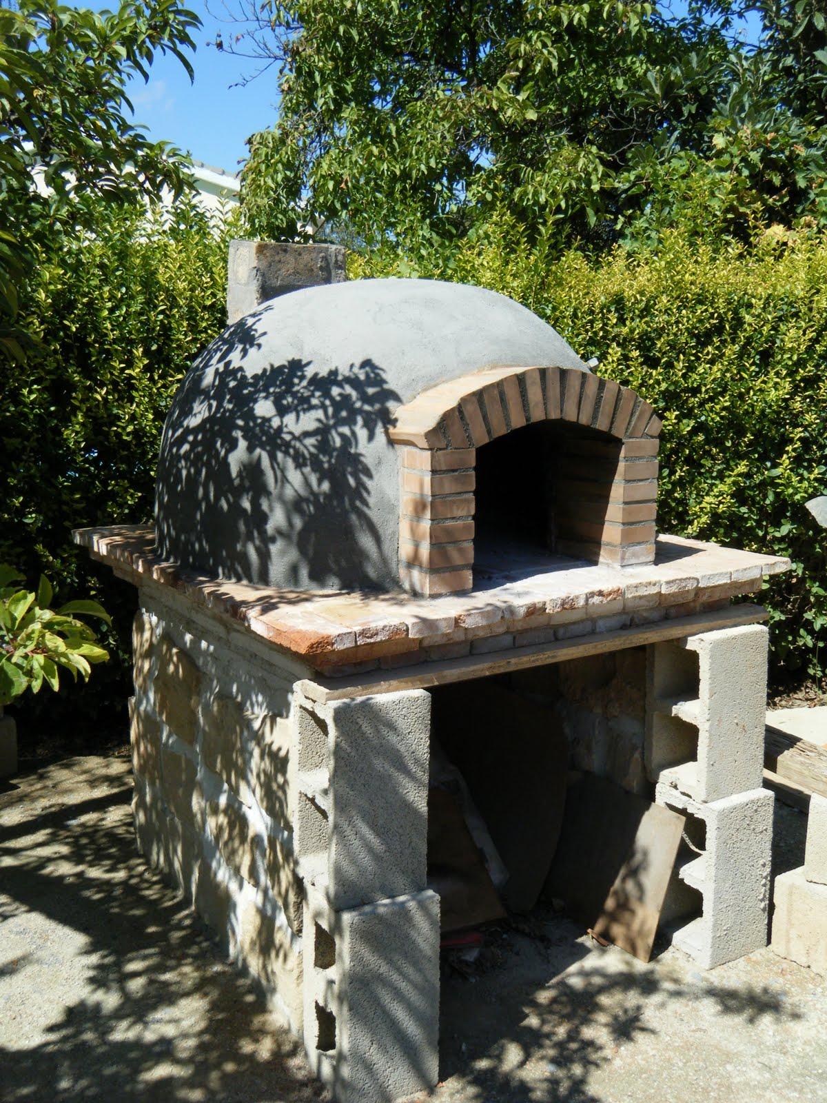 Mundocharly construccion de un horno de le a capitulo primero el origen de la piedras - Construir un horno de lena ...