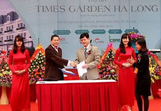 Times Garden Hạ Long