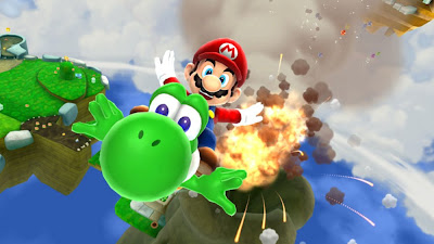 Cnbc Top Video Games of 2010 Mario Galaxy 2 Wallpapers 8 Super Mario Galaxy 2 Wallpapers