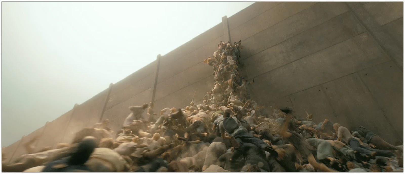 terrorfantastic guerra mundial z world war z 2013 On guerra mundial z muralla