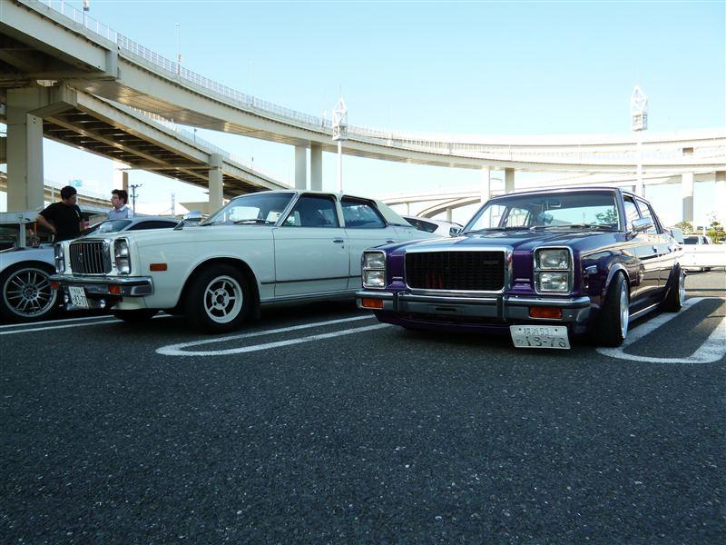 Mazda 929 Luce クラシックカー