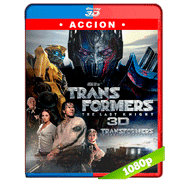 Transformers: El último caballero (2017) 3D SBS 1080p Audio Dual Latino-Ingles