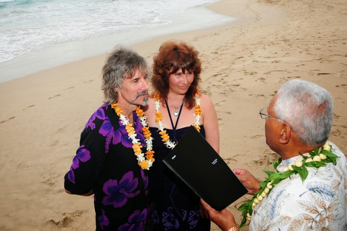 Kona Wedding Minister