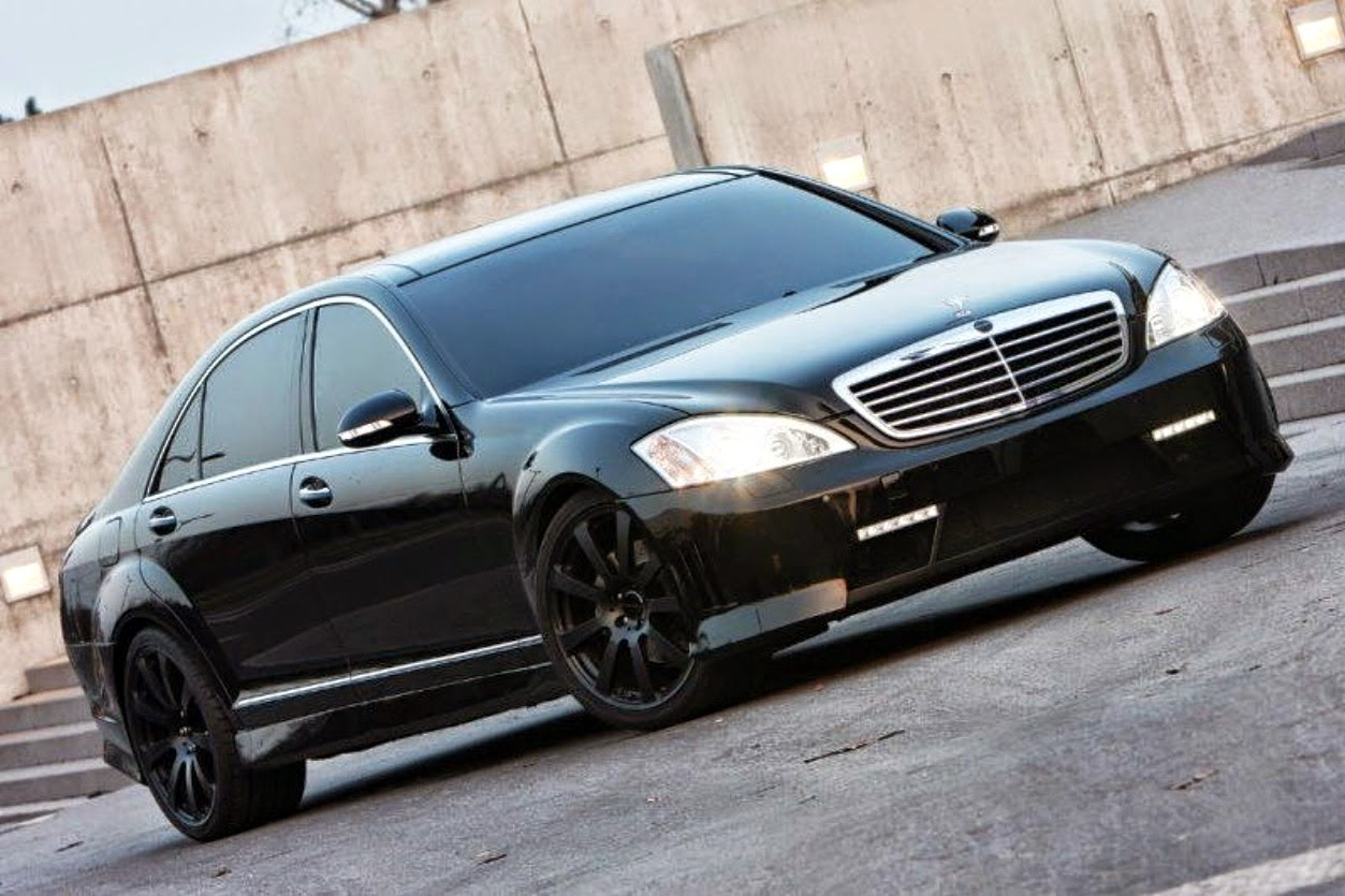 Mercedes benz s class w221 relux tuning benztuning for Mercedes benz tuning