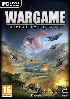 Wargame Airland Battle Full Version Game Free Download