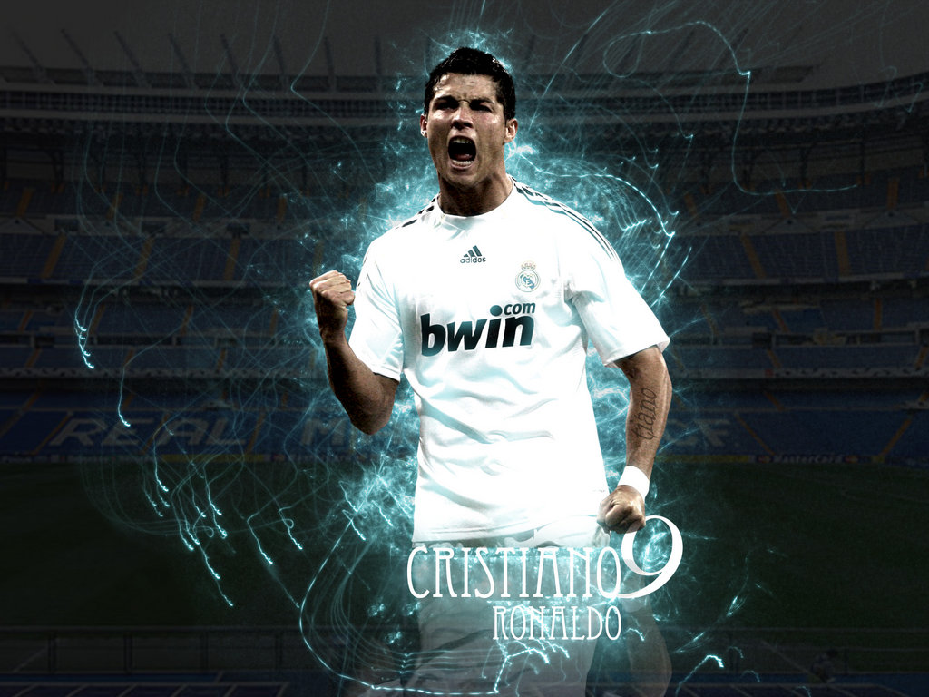 Cristiano Ronaldo Real Madrid Wallpaper 2011 7