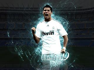 Cristiano Ronaldo Real Madrid Wallpaper 2011 7