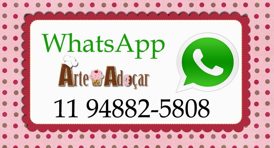 WhatsApp Arte de Adoçar