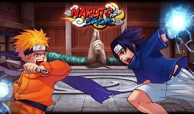 Naruto Saga game