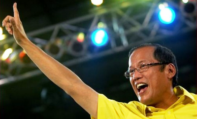 PNoy Trust Rating