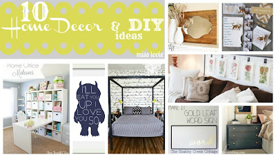Craft Ideas For Home Decor