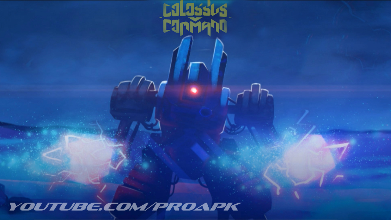 Colossus Command Gameplay IOS / Android