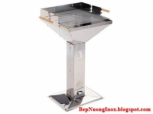 Bếp nướng inox Landmann 11282