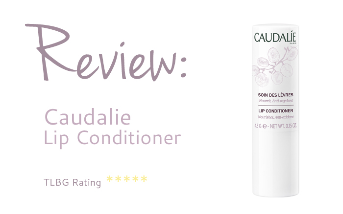 Review: Caudalie Lip Conditioner