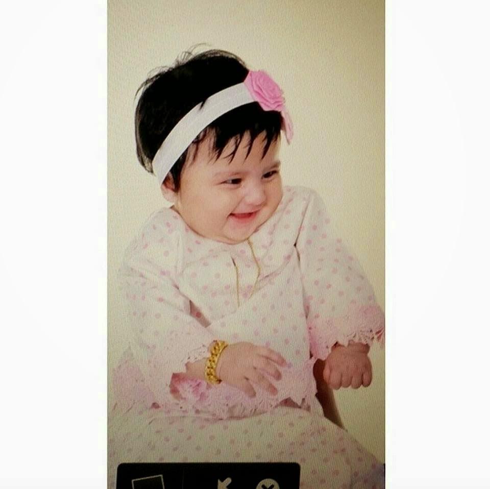 11 FOTO Koleksi Gambar gambar COMEL Aaisyah Dhia Rana
