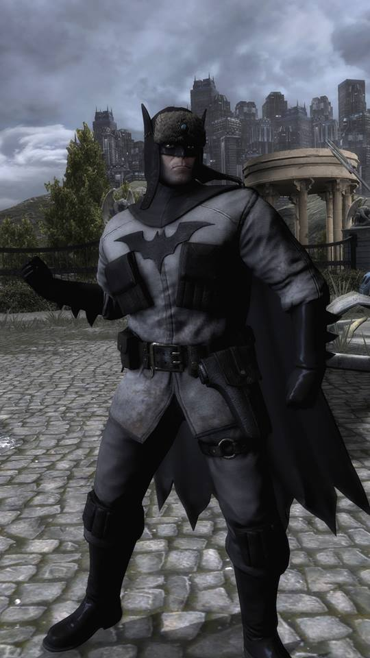 Red Son Zod Quick Pic Batman Red Son Skin