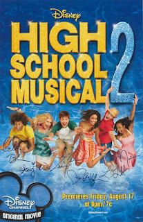 Ver online:High School Musical 2 (HSM 2) 2007