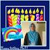 Happy birthday untuk wanita yang paling kami sayangi.............