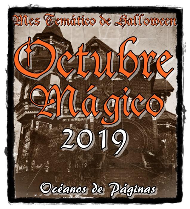 Mes temático de Halloween