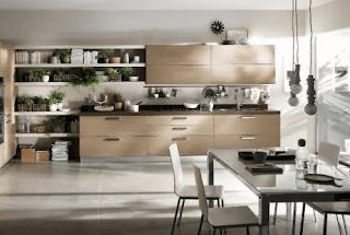 Dapur yang sehat bisa menjadi ruangan favorit bagi ibu rumah tangga. Tapi tentunya juga harus didukung dengan lokasi yang tepat sebagai peranan penting