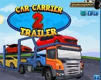 الشاحنة حاملة السيارات