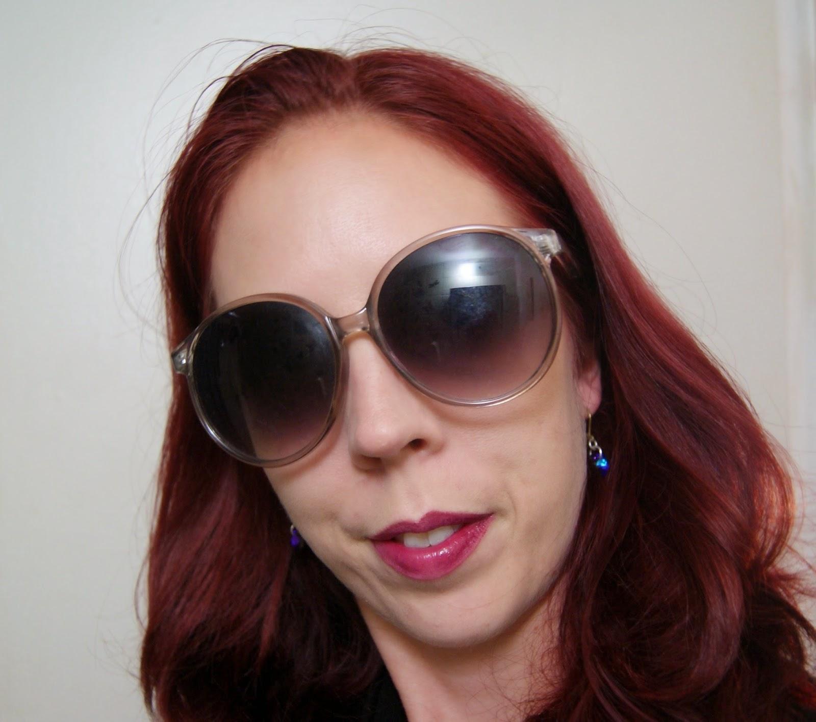 Sunglasses, sunnies, fashion, style, trend, summer, Melanie.Ps, The Purple Scarf, Toronto, Ontario, Canada, Love, H&M