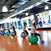 Ejercicios con pelotas en fitness