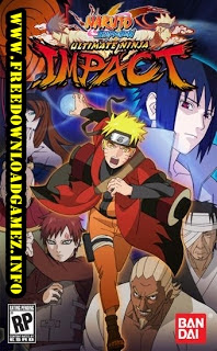 GAME Naruto Shippuden Ultimate Ninja Impact - Full Version