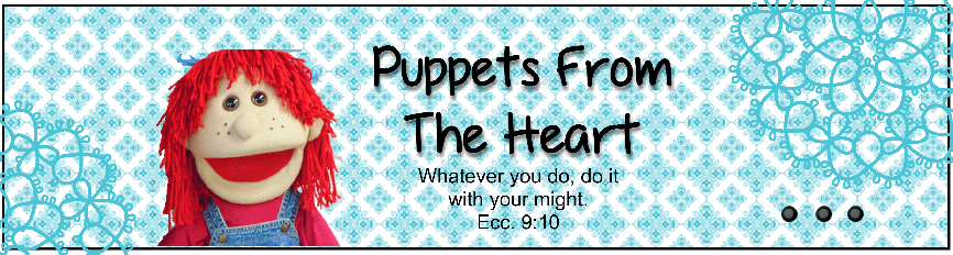 Puppets From The Heart